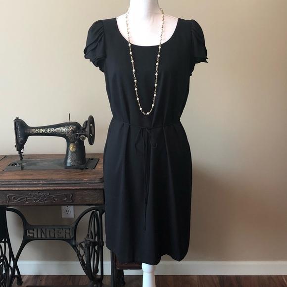 e7169185c18 NWT Ann Taylor black dress size 10 petite